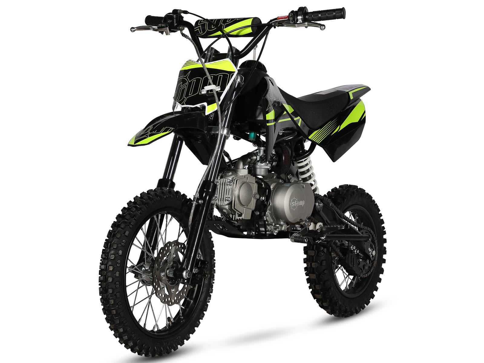 FXJ 110 SEMI AUTOMATIC PIT BIKE FROM STOMP