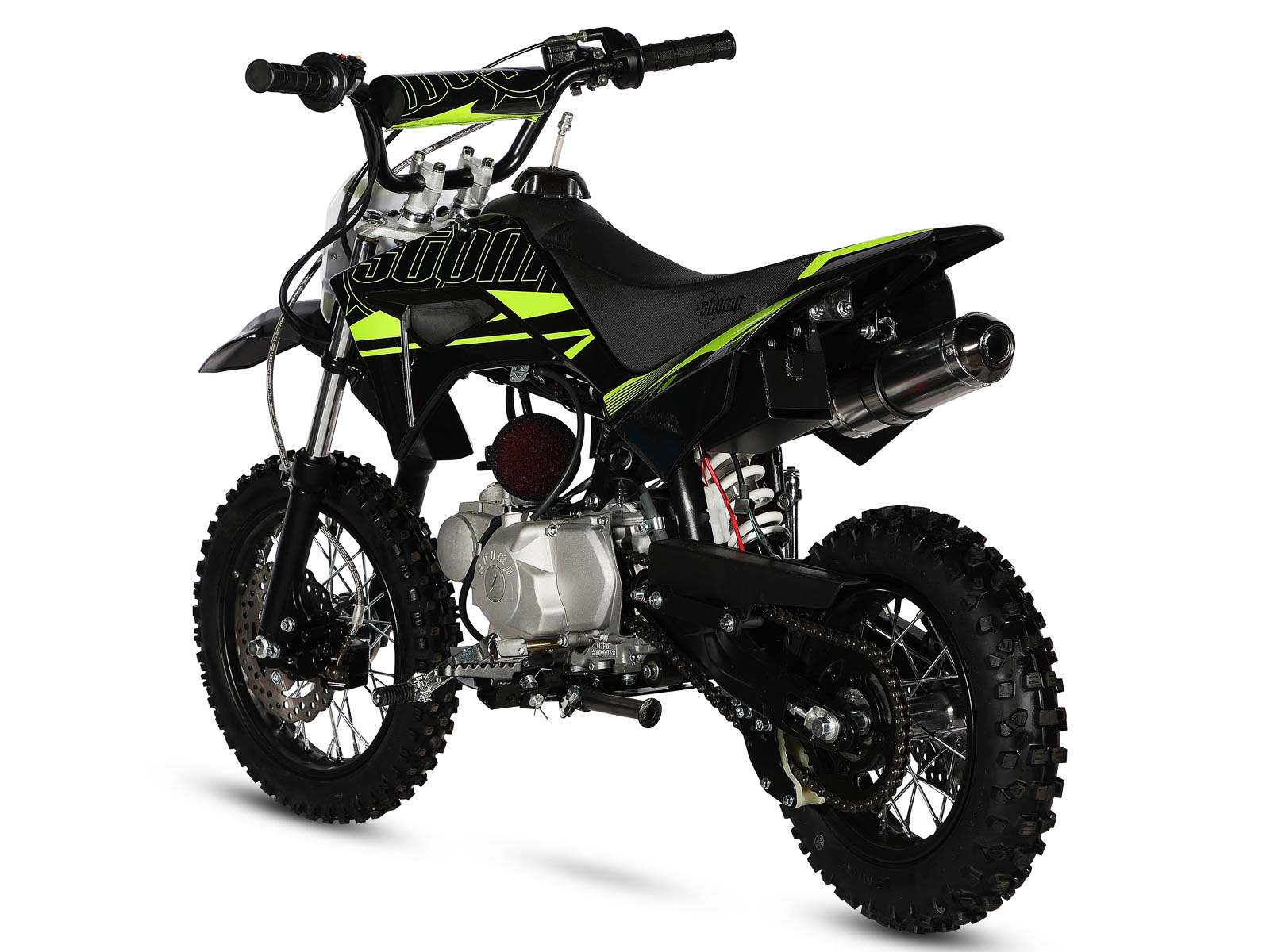 Juice Box 90CC PIT BIKE