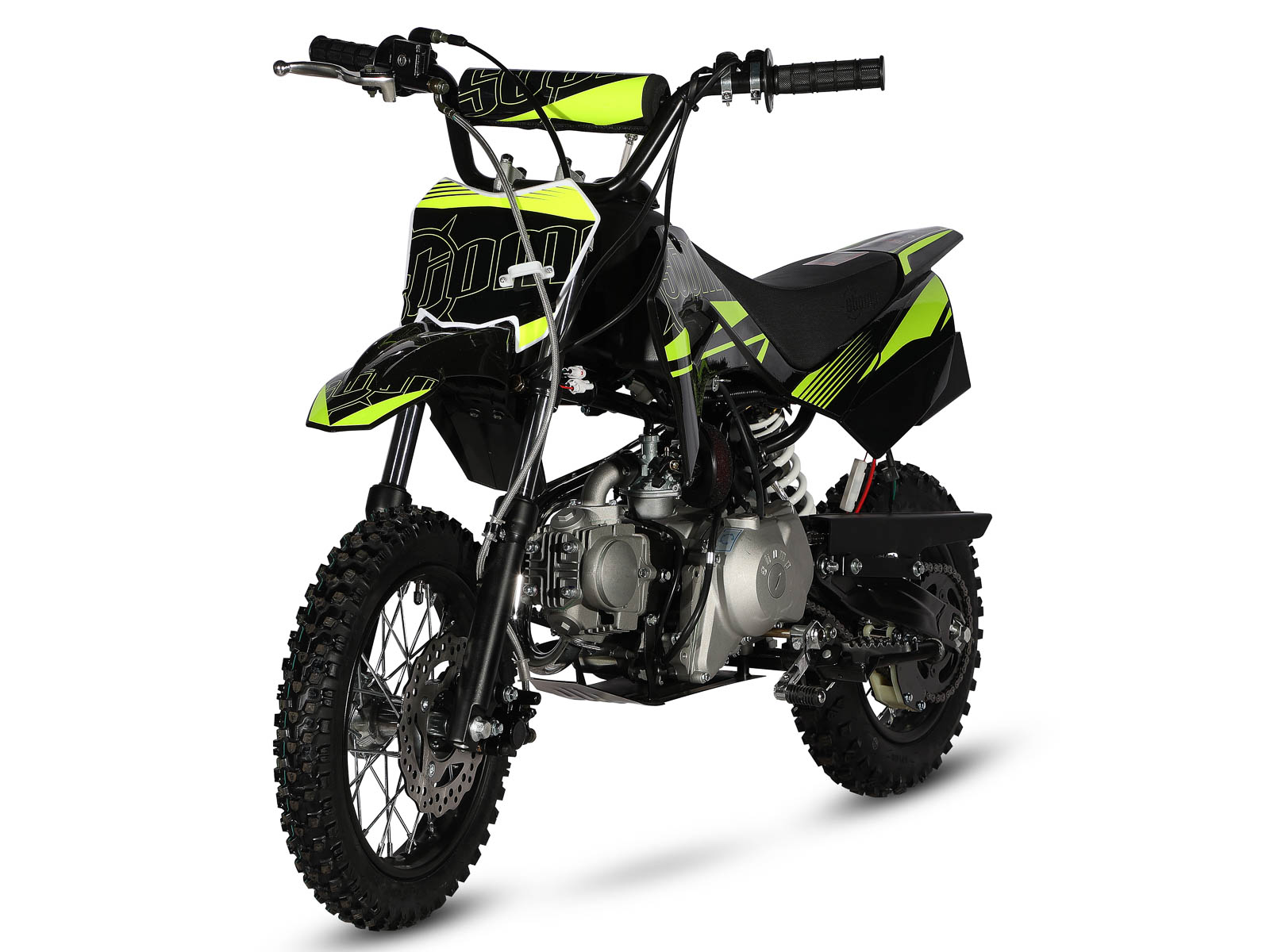 full size z3 140 pit bike